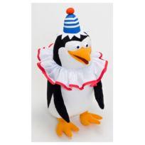 No Name - Grande peluche le Pingouin Skipper - Madagascar 3 - A collectionner