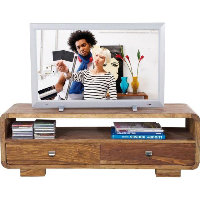 Karedesign Meuble Tv en bois Authentico Club Kare Design