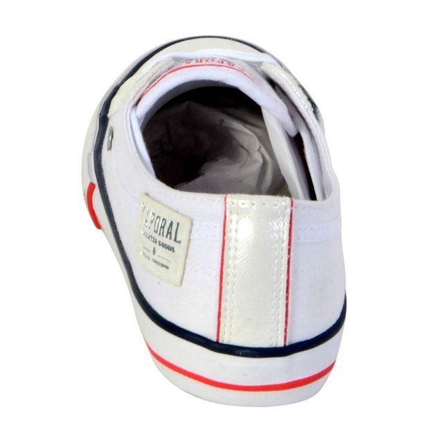 Kaporal 5 Basket Kaporal Icare Blanc pas cher Achat