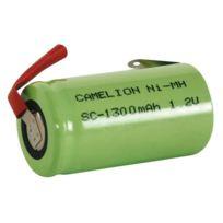 Import batteries - Accu Ni-mh 1.2V-1.3Ah Avec Cosses A Souder vrac