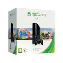 MICROSOFT - Xbox 360 4 Go + Peggle 2