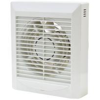 Dmo - Extracteur Aérateur d'air éléctrique detecteur humidité Vmc de salle de bain avec timer