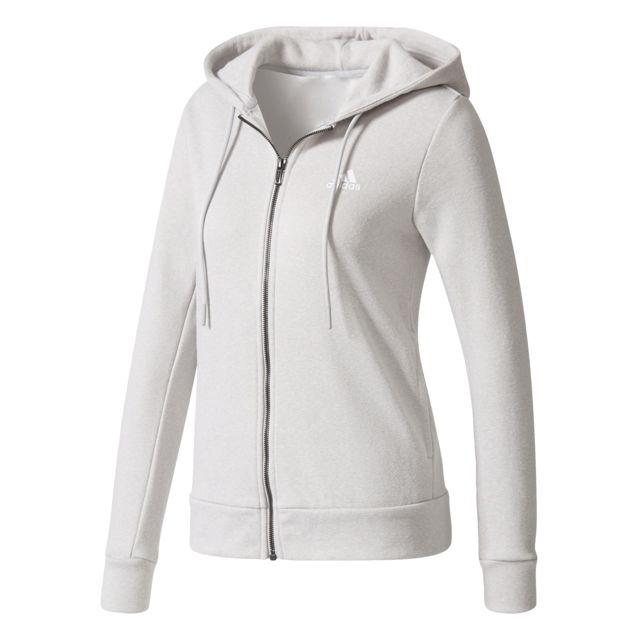 66ba967d45 Adidas - Sweat à capuche Sport Id - pas cher Achat / Vente Tee ...