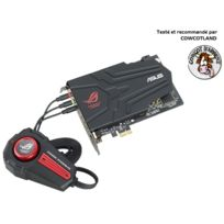 ASUS - Carte son Xonar Phoebus - 7.1 - PCI-E