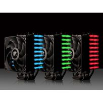 LEPA - Ventirad CPU NEOllusion RGB Gaming avec télécommande