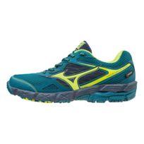 Mizuno - Chaussures Wave Kien 4 Gtx vert noir femme