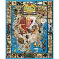 White Mountain Puzzles - Puzzle 1000 pièces - Coquillages et crustacés
