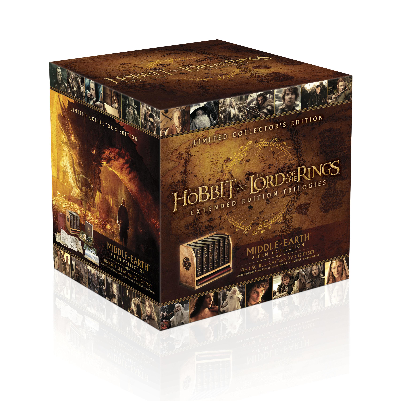 meilleure sélection style populaire à bas prix WARNER BROS - le hobbit + le seigneur des anneaux - version ...