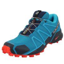 Chaussures running trail Speedcross 4 blue run Bleu 26831