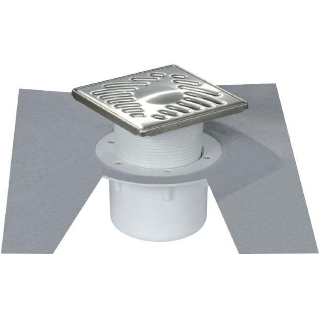 Nicoll Siphon Sica Pour Sols A Carreler Verticale O 50 63 15 X 15