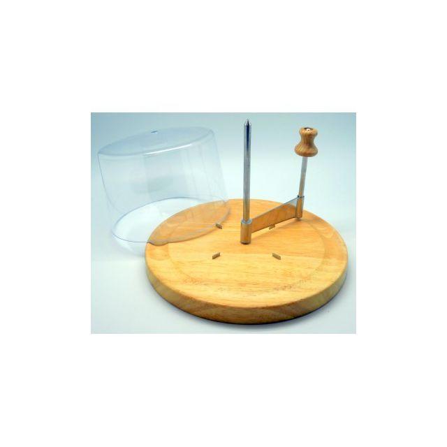TABLE AND COOK - Rabot à fromage Tête de moine avec cloche