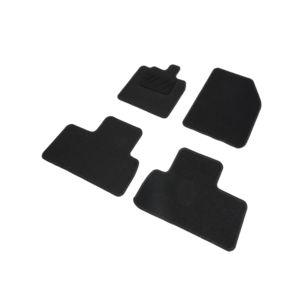dbs tapis auto voiture sur mesure pour renault scenic 3 et grand scenic 02 2009 12 2016. Black Bedroom Furniture Sets. Home Design Ideas