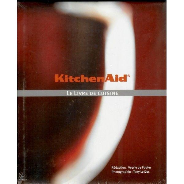 KITCHENAID livre de recettes pour robot - cbshopfr