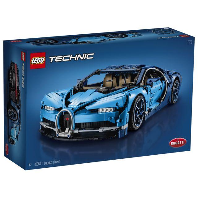 Technic Bugatti Technic Chiron Bugatti 42083 Chiron tsQrdChBx