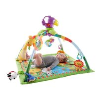 FISHER PRICE - FP Tapis de la jungle - DFP08