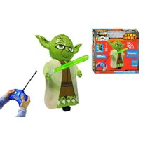 Dickie Toys - 201126008 - Voiture RadiocommandÉ - Yoda - Star Wars Gonflable - 68 Cm
