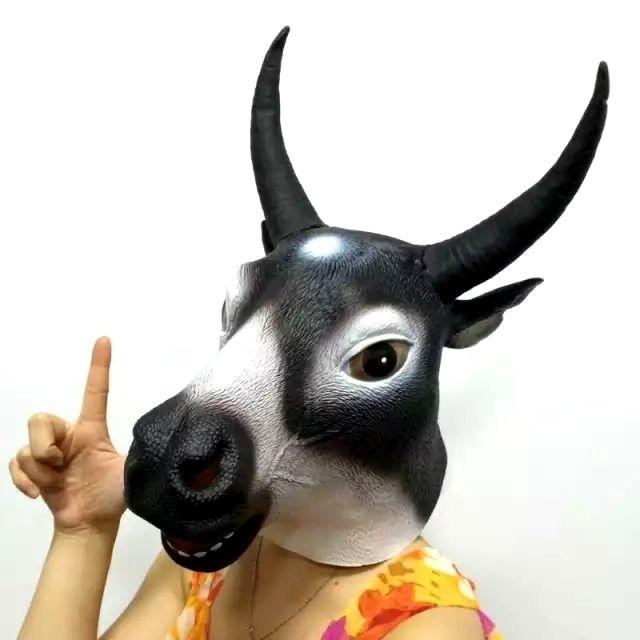 b5a13a2e1ad Wewoo - Masque pour Hommes et Femmes de de de de d Halloween de de ...