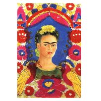 Editions Ricordi - Puzzle 1500 pièces : The Frame, Frida Kahlo