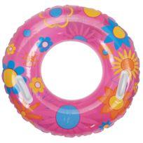 Best Way - Bouée gonflable baignade Bestway Kiddie swim ring rose Rose 80489