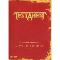 Eagle Vision - Testament : Live In London - Dvd - Edition simple