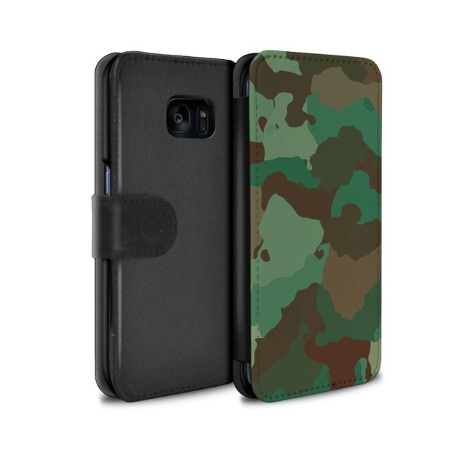 coque galaxy s7 camouflage