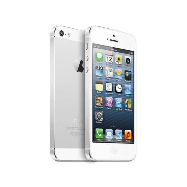 "APPLE - Smartphone 4"" - A7 - 16 Go - IOS 7 - Argent"