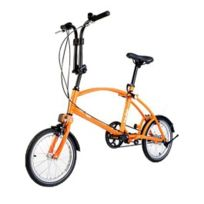 Bigfish - Vélo pliant Wave 3v orange