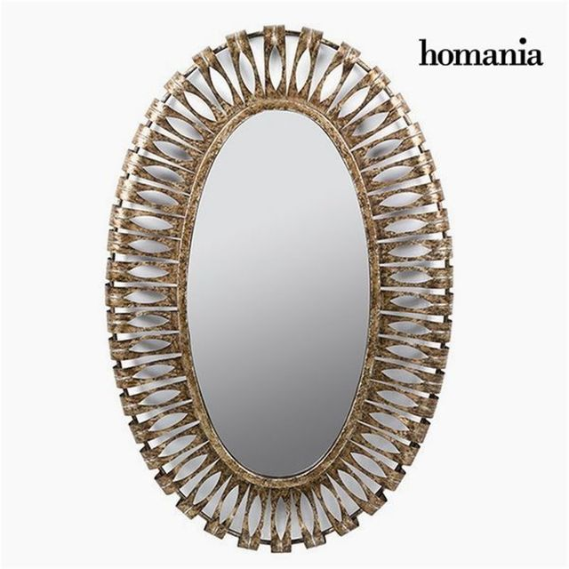 Homania Miroir Or Argent - Collection Autumn by