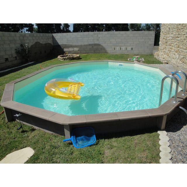Naturalis option liner sable pour piscine sable rectangulaire 02 pas cher achat vente - Piscine naturalis ...