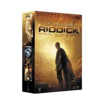 Metropolitan - Riddick - La trilogie : Pitch Black + Les Chroniques de Riddick + Riddick