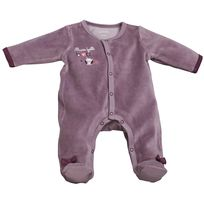 8696afc317a38 Pyjama 1 mois fille - catalogue 2019 -  RueDuCommerce - Carrefour