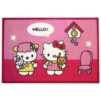 Jemini - Tapis Maison Hello Kitty