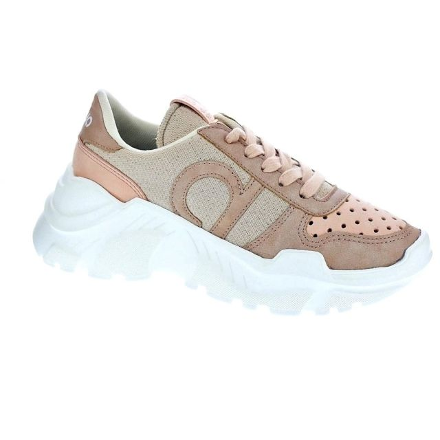Duuo Chaussures Femme Baskets basses modele Talk 020