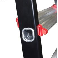 CENTAURE - Escabeaux Aluminium Pro'UP 7 marches serties -239207