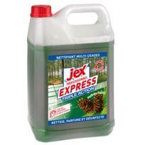 Jex nature - nettoyant jex desinfectant parfum foret des landes - bidon 5l