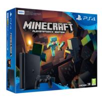 Pack PS4 500 Go Noire+ Minecraft PS4 à télécharger