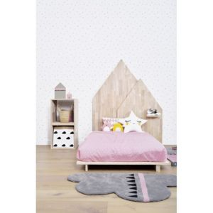 lilipinso tapis happy clouds nuage chambre b b fille. Black Bedroom Furniture Sets. Home Design Ideas