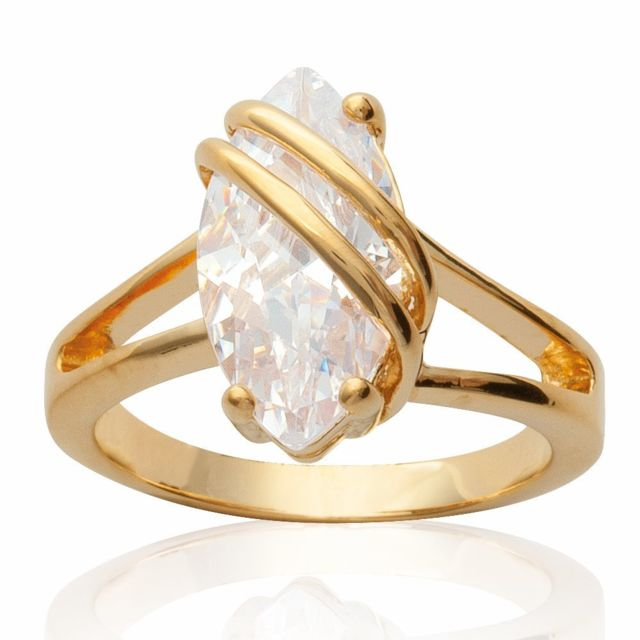 bague or taille 66 femme