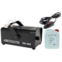 Showlite - Sn-400 Machine Fumigène + Fluid Set
