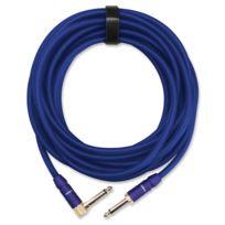 Pronomic - Trendline Inst-6B câble à instrument 6m bleu