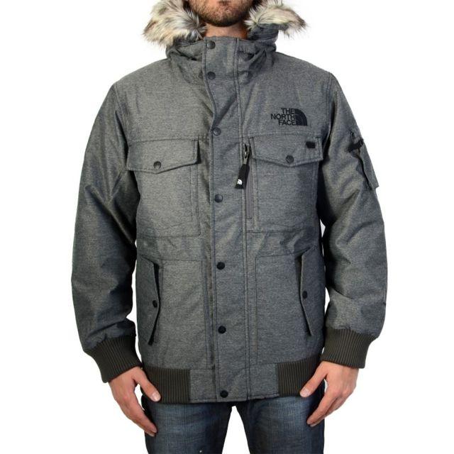 97bd3d7f09 ... promo code for the north face veste toa8q4t6c gotham jacket grap grey  twd 6636c eb8c4