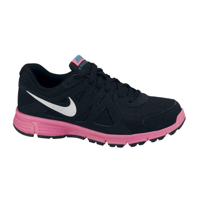 c765206ba93d5 Nike - Basket Revolution 2 GS35.5 - 3.5 Noir - pas cher Achat   Vente Baskets  enfant - RueDuCommerce