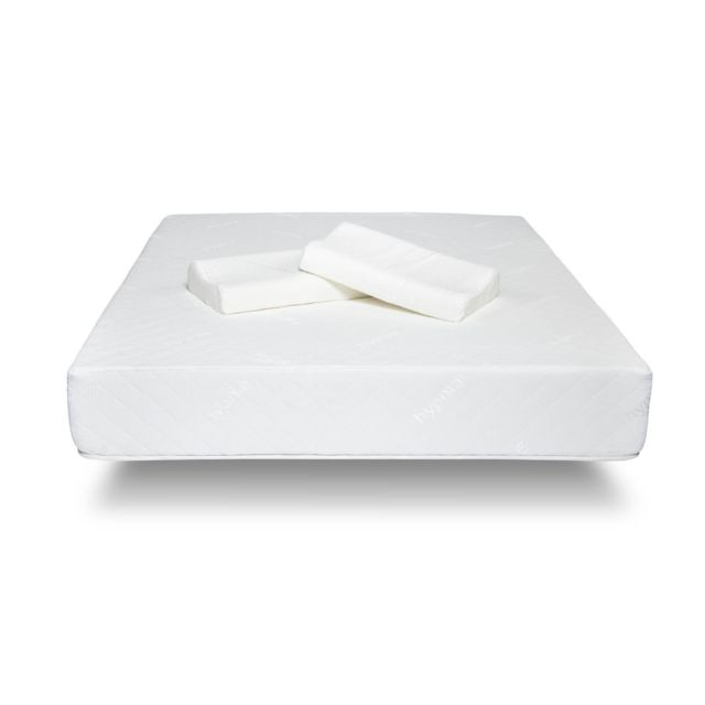 hypnia matelas confort plus 90 x 190 cm achat vente matelas mousse et m moire de forme pas. Black Bedroom Furniture Sets. Home Design Ideas