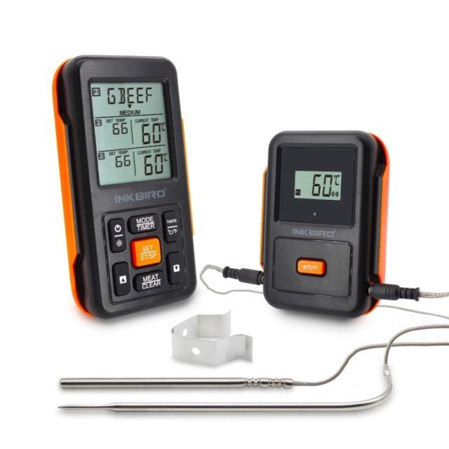 Bébé, puériculture 50 ~ Équipement de sécurité Thermomètre de Cuisine Alimentaire Barbecue Thermomètre Numérique