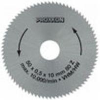 Proxxon - Lame de scie en métal dur plein denture fine Ø 50 mm x 0,5 pour Ks 230
