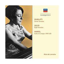 Générique - Sonates pour Piano/Suite pour Piano