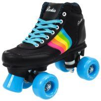 Rookie - Rollers forever rainbow Noir 13031