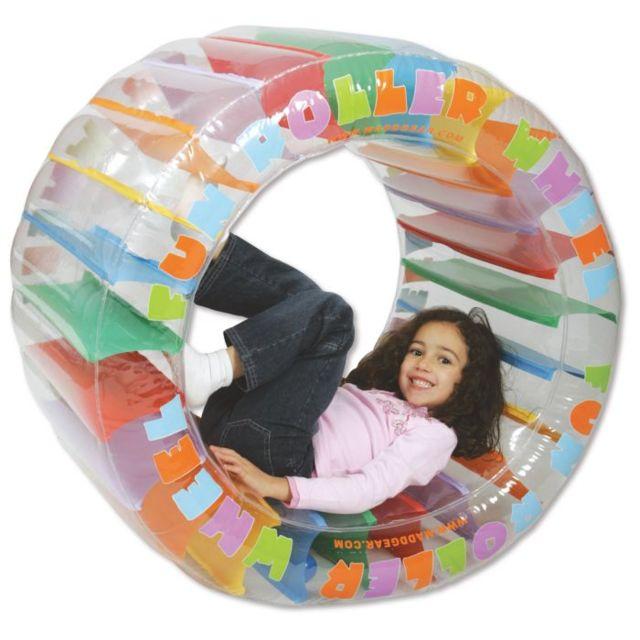 Kas Design Roue Gonflable Multicolore