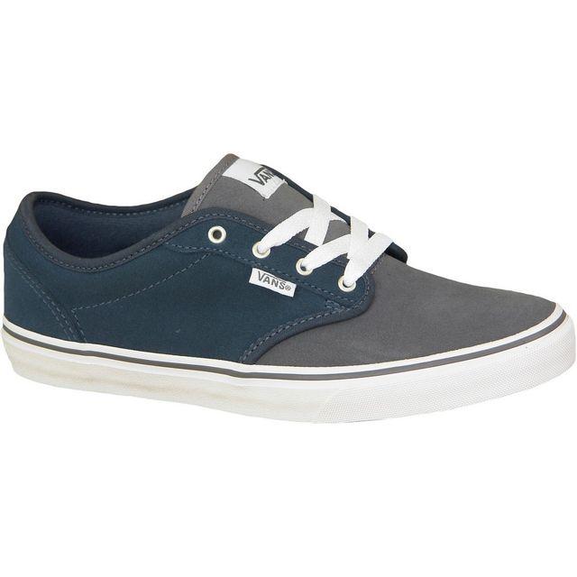 vans atwood bleu