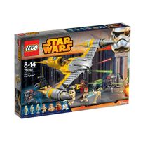 Lego - STAR WARS - Naboo Starfighter - 75092